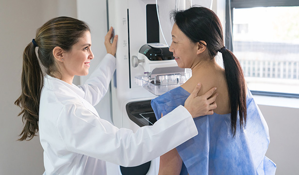 Breast cancer screenings for women: A guide to mammograms