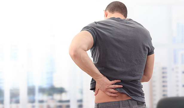 Preventing back pain: Tips for a healthy back